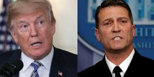 Trump and VA Nom